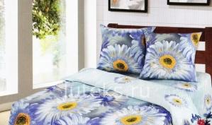 Бязь - качественная основа для пошива красивых постельных комплектов