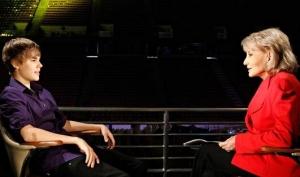 Джастин Бибер - в списке 10 замечательных людей Барбары Уолтерс