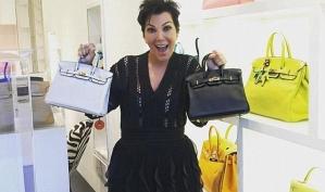 Мама Ким Кардашян продаёт сумку на eBay