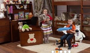 Выбор мебели для детской комнаты в интернет-магазине MyBaby