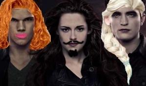 В новых Сумерках главные герои поменяют пол!