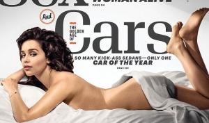 Журнал Esquire назвал Эмилию Кларк самой сексуальной женщиной 2015 года