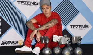 Джастин Бибер установил рекорд на MTV Europe Music Awards 2015