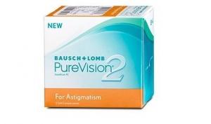 Удивительная серия контактных линз Purevision