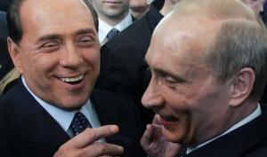 Сильвио Берлускони посмеялся над своим имиджем от WikiLeaks