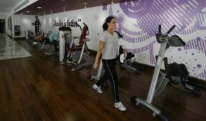 Мадонна открыла свой первый спортивный клуб в Мексике