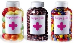 Таблетки счастья своими руками