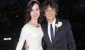 Гитарист Rolling Stones Ронни Вуд снова станет отцом
