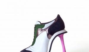 Необычные туфли от израильского дизайнера