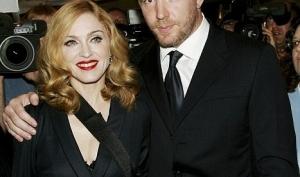 Гай Ричи проведёт Рождество с Мадонной