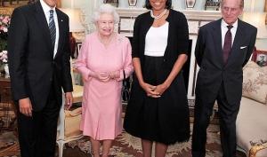 Обаму не пригласили на свадьбу принца Уильяма
