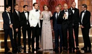 Победители Золотого Глобуса 2017