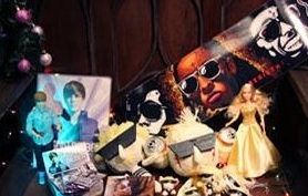 Рождественские подарки от Леди Гага и Джастина Бибера
