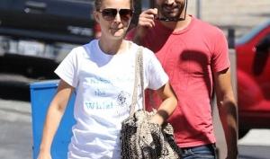 Натали Портман беременна и счастлива