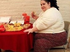 Американка съела за ужином в Рождество 30 тысяч калорий