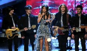 Звёзды на вручении награды People's Choice Awards
