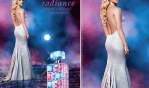 Бритни Спирс продаёт платье из рекламы Radiance