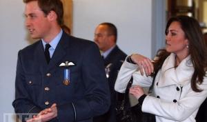 Принц Уильям женится в военной форме