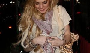 Линдси Лохан вернула украденные драгоценности