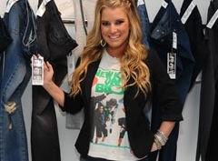 Одежда от Джессики Симпсон - уже в Интернете