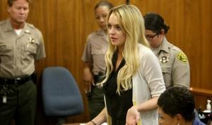 Линдси Лохан предъявлены обвинения в воровстве