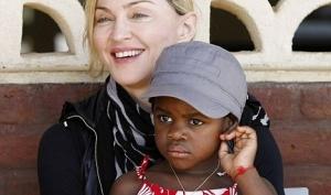 Жители Малави сердиты на Мадонну