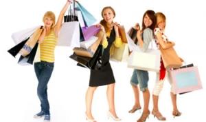 Походы по магазинам поднимают настроение и сохраняют молодость
