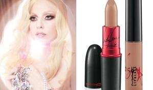 Леди Гага – лицо косметики MAC