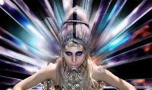 Новое видео Леди Гага Born This Way