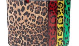Леопардовые чехлы для iPad от кутюр