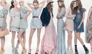 Модные тенденции весны 2011 года