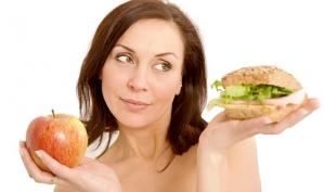 Женщины не могут устоять против чувства голода