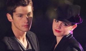 Эмма Уотсон целуется в новой рекламе Lancome