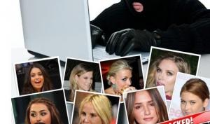 Хакеры воровали откровенные фотографии звёзд