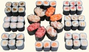 Настоящие японские суши становятся редкостью
