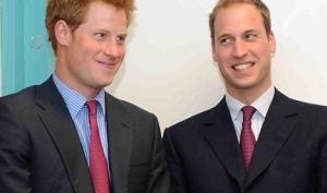 Принц Гарри устроил для Уильяма секретный мальчишник