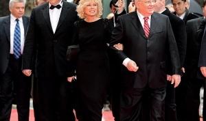 Мировые знаменитости пришли на вручение премии Горбачёва
