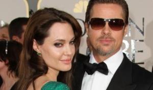 Анджелина Джоли и Брэд Питт провели романтический день подальше от детей