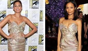Две звезды в одном платье