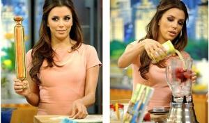Ева Лонгория научит всех готовить