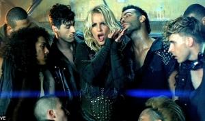 Бритни Спирс выпустила новое видео Till The World Ends