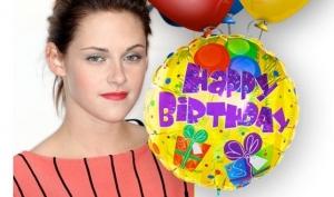 Съёмочная группа Сумерек отметила день рождения Кристен Стюарт