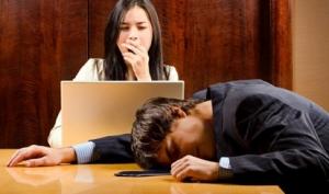 Недосып и пересып одинаково вредны
