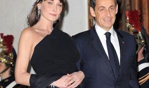 Жена президента Франции беременна