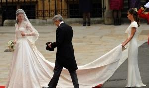 Свадебное платье Кейт Миддлтон: и всё-таки это Маккуин
