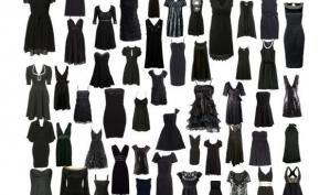 Маленькое черное платье: ваша основа гардероба