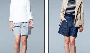 Как носить шорты на работу