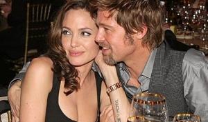 Анджелина Джоли и Брэд Питт разводятся или женятся