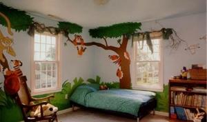 Секреты универсальной детской комнаты