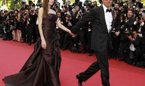 Анджелина Джоли поддержала Брэда Питта в Каннах